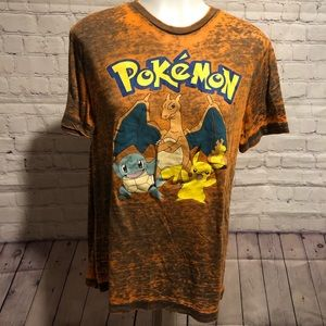 Pokémon T-shirt size small